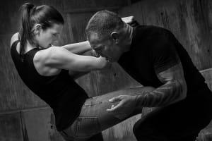 Self Defense in Levittown - Amerikick Martial Arts