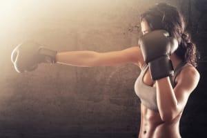 Kickboxing Fitness in Levittown - Amerikick Martial Arts