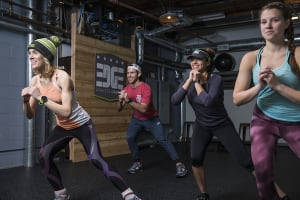 Group Fitness in Chicago - EDGE Athlete Lounge