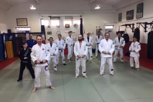 Brazilian Jiu Jitsu in Witham - Laurence Sandum's Black Belt Martial Arts Academy