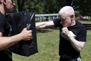 Cardio Kickboxing in Hillsboro - Urban Roots Self Defense