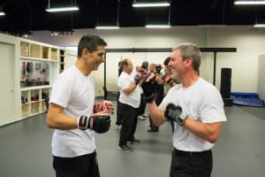 Adult Martial Arts  in Cedar Park - The Mat Martial Arts