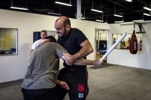 Krav Maga in Cedar Park - The Mat Martial Arts