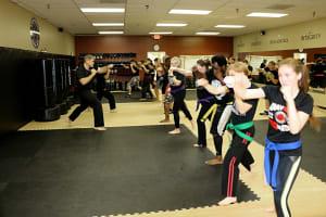 Krav Maga in Hendersonville - Hendersonville Martial Arts