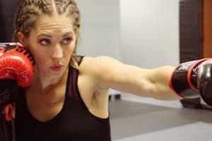 Womens Kickboxing in Woodward - RYSE MMA