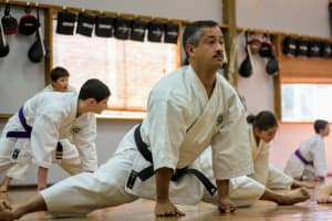 Karate  in Port Orchard - UKO Karate