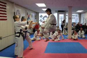 Teen Martial Arts  in Kingston - Jae Nam Training Academy