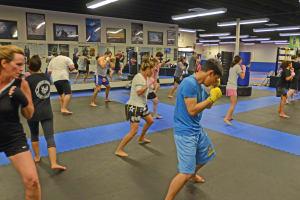 Muay Thai Kickboxing in Brentwood - Crosley Gracie Jiu-Jitsu