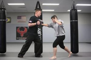 Self Defense  in Woodward - RYSE MMA