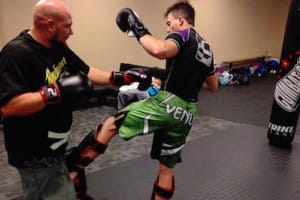 Muay Thai Kickboxing in 	 Estero - Training Grounds Martial Arts Academy