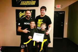 Kids Martial Arts in 	 Estero - Training Grounds Martial Arts Academy