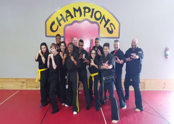 Kids Martial Arts Sewell