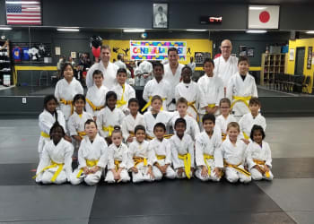 Kids Karate near Tampa