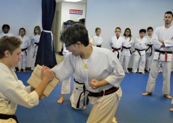 Kids Martial Arts Grand Prairie