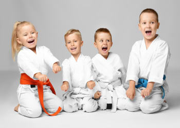 Kids Karate near Stewarton