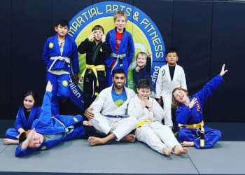 Kids Martial Arts Spartanburg