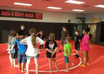 kids martial arts gonzales