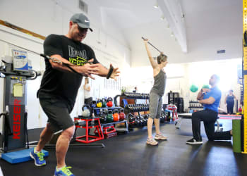 Personal Training Studio Los Gatos