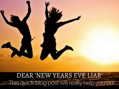Did you meet any New Year's Eve Liars? - Renouf Personal Training
