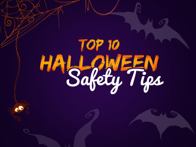 Top 10 Halloween Safety Tips - Challenge Martial Arts & Fitness Centre