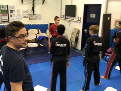 Rookie Sun Bae Course 2019 - KickFit Martial Arts School Langley