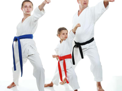 The 8 main elements of a Martial Arts Class - Challenge Martial Arts & Fitness Centre