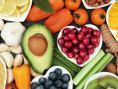 Dover Nutrition Coach: Food is NOT your enemy! - CNU Fit