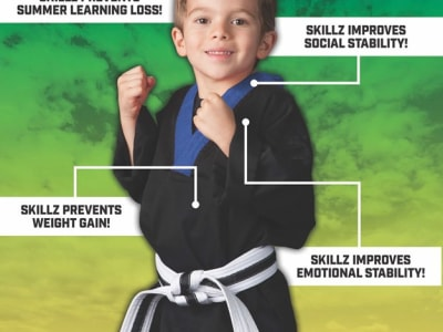 Kids Martial Arts Dumont
