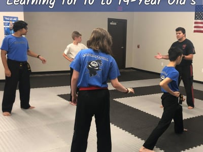 Kids Martial Arts near Franklin