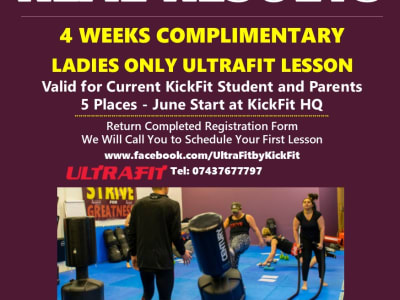 Kids Karate near KickFit Martial Arts Slough