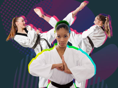 Kids Martial Arts near Bedford