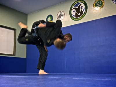 Kids Brazilian Jiu Jitsu near Bend