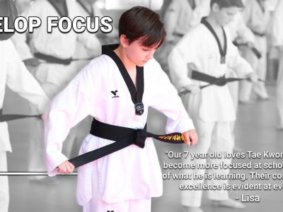 Our new informational website is now live! BirminghamTKD.com - World Class Tae Kwon Do