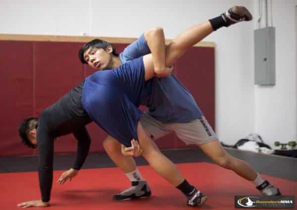 Judo classes in Santa Ana