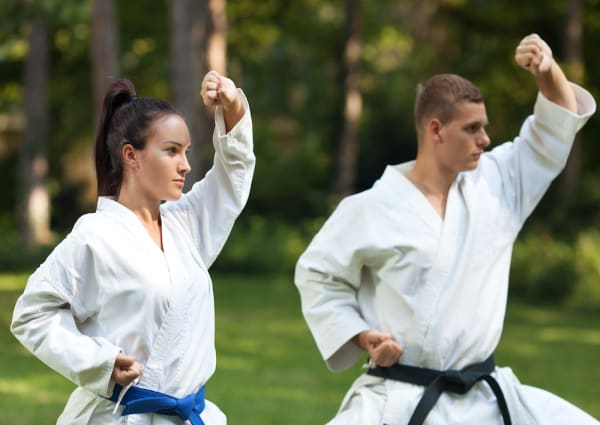 Adult Martial Arts near Winchester
