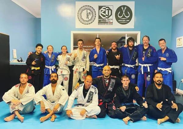Brazilian Jiu Jitsu near Jensen Beach