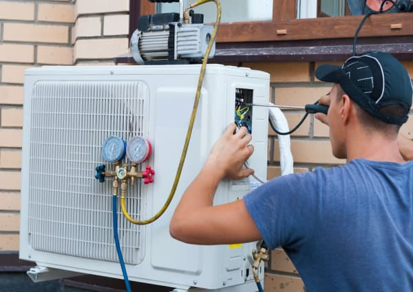 HVAC near Falls Church
