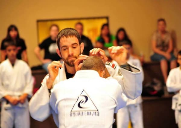 Brazilian Jiu Jitsu And Kickboxing near Albuquerque