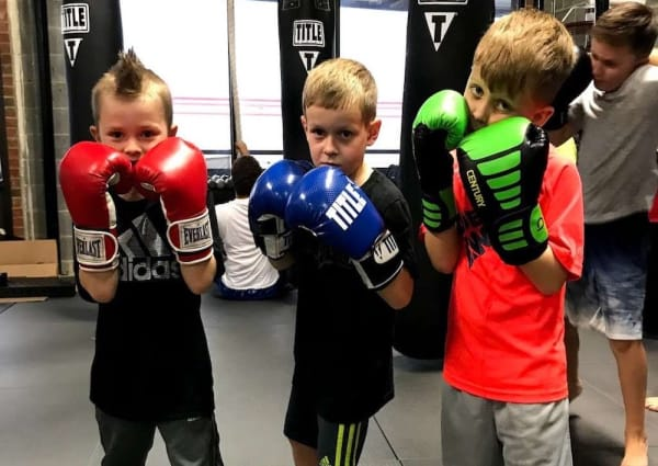 Kids Martial Arts near Frederick