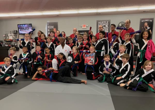 Kids Martial Arts near Omaha