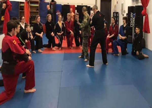Kids Karate near Windham
