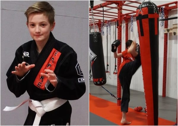 Kids Martial Arts Albany