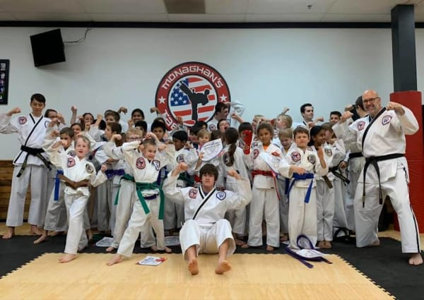 Kids Martial Arts near Grapevine