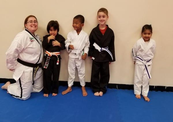 Kids Martial Arts near Fort Mill