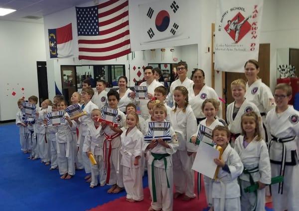 Kids Martial Arts near Mooresville
