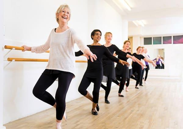 Ballet Lessons near Monrovia