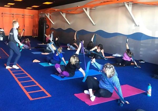 Yoga near Ventura