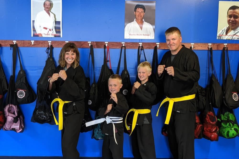 Kids Martial Arts near Watford City