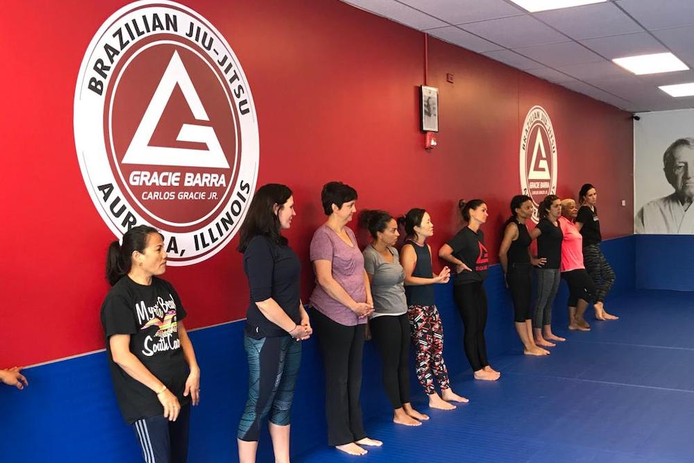 Women's Self Defense near Aurora
