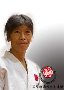Nancy Corbin in Mesa - Shotokan Karate of Arizona